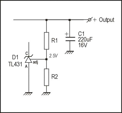 digital panel meter circuit diagram digital circuit